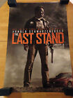 """The Last Stand D/S Authentic Movie Poster**27""""x 40""""*Arnold Schwarzenegger"""