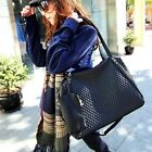 Occident fashion New Womens  Lingge big bag Shoulder Bag Handbag
