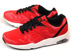 Puma R698 Matt & Shine High Risk Red-White-Black Retro Casual Running 359305 01