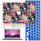 "Painted Flower Hard Laptop Case Cover For Macbook Pro Air 11""13""15"" Retina 12"""