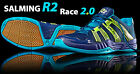 Salming Race R2 3.0 - Blue Squash Indoor Court Mens Shoes Trainers 2015 / 16