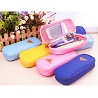 Pen Pencil Case Stationery Canvas Multifunction Bag Travel Makeup Bag Useful smy