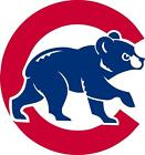 Chicago Cubs cornhole board decal 1 set (2 decals) on Ebay