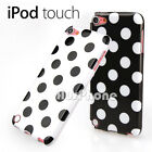New Dot Back Case Cover for Apple iPod Touch iTouch 5 5th