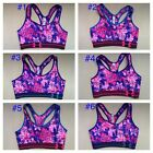 NEW Under Armour Women Sports Bra No Padded Top Gym Yoga Fitness S M L