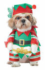 Santa Elf Pup Christmas Dog Pet Costume