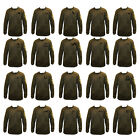 NFL Mens 2015 Salute to Service Hybrid 1/4 Zip Jacket Several Teams $60.0 USD
