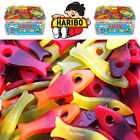 Haribo Freaky Fish - Sweets For Gifts Weddings Parties - Different Bag Sizes