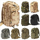 30L Outdoor Military Tactical Rucksack Backpack Camping Hiking Trekking Bag Camo