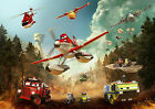 Disney Planes Fire and Rescue - Edible Icing Image Birthday Cake Topper