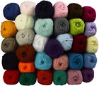 James Brett Top Value DK Machine Washable Yarn 100% Acrylic Double Knitting Wool
