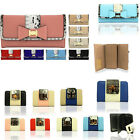 Ladies Women'sDesigner Fashion Purse Wallet Coin Small Clutch Handbag Bow Purses