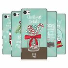 HEAD CASE DESIGNS HOLIDAY CRAZE HARD BACK CASE FOR SONY XPERIA Z5 COMPACT