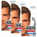 3 x Just For Men Autostop Hair Colour Auto Stop - Choose Your Shade
