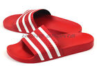 Adidas Adilette Light Scarlet/White Sportstyle Sandals Slippers Unisex 288193