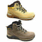 CAT CATERPILLAR COGNOS LEATHER LACE ANKLE WORK WALKING HIKING BOOTS SIZES 3-8 UK