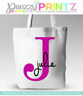 PERSONALISED SHOPPING BAG TOTE ADD ANY NAME BIRTHDAY CHRISTMAS GIFT MOTHERS DAY