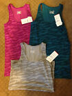 Under Armour Women's UA North Star Rib Tank Top  S M L XL Fitted 1266079