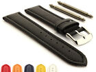 Polyurethane Waterproof Watch Strap Band Stainless Steel Buckle Spring Bars