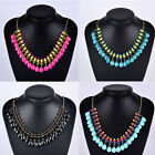 New Bead Collares Necklaces Pendant Choker Colar For Women's Jewelry Accessories
