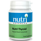 Nutri Thyroid Tablets Choice of Supplies One Supplied