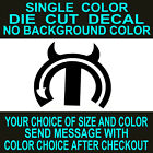Mopar Horny Devil Vinyl Window decal dodge car truck tool box sticker $2.5 USD on eBay