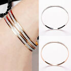 Women Fashion Bangle Wristband Bracelet Cuff Bling Lady Gift Bracelets Bangles M
