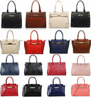 Ladies Handbags Women's Large Size Bags Designer Fashion Faux Leather Croc Print