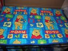 15 Vintage Cartoon Character Toddler Bed Comforters Blankets {Sold Separate}