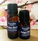 Juniper Berry Essential Oil 100% Pure Uncut Rewarding Essentials From US seller