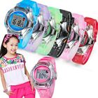 Waterproof Multifunction Sport Electronic Digital Watch For Child Boy Girl US image
