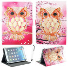 "For Verizon Ellipsis 7"" 8"" 10"" 4G LTE Tablet Universal Leather Stand Case Cover"