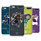 HEAD CASE DESIGNS COMMEDIA A CARTONI COVER RETRO RIGIDA PER APPLE iPOD TOUCH MP3