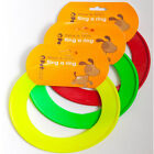 Petface Vinyl fling a ring small - dog throw and fetch frisbee type toy