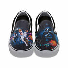 VANS x STAR WARS A New Hope Shoes (NEW) Classic Slip On SIZES 8-12 Free Shipping $250.0 USD on eBay