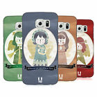 HEAD CASE DESIGNS CHRISTMAS ANGELS HARD BACK CASE FOR SAMSUNG PHONES 1
