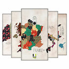 HEAD CASE DESIGNS PATTERNED MAPS HARD BACK CASE FOR NOKIA PHONES 2