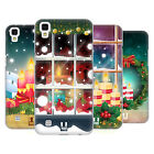 HEAD CASE DESIGNS HOLIDAY CANDLES HARD BACK CASE FOR LG PHONES 2