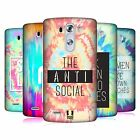 HEAD CASE DESIGNS TIE DYE CRY HARD BACK CASE FOR LG PHONES 1