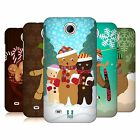 HEAD CASE DESIGNS THE GINGERBREAD HARD BACK CASE FOR HTC PHONES 3