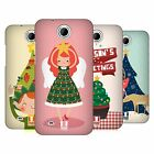 HEAD CASE DESIGNS JOLLY TREES HARD BACK CASE FOR HTC PHONES 3