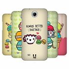 HEAD CASE DESIGNS KAWAII MACARONS HARD BACK CASE FOR HTC PHONES 3