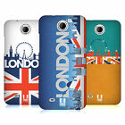 HEAD CASE DESIGNS LONDON CITYSCAPE HARD BACK CASE FOR HTC PHONES 3