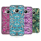 HEAD CASE DESIGNS ABSTRACT ALIEN PATTERNS HARD BACK CASE FOR HTC PHONES 2