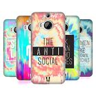 HEAD CASE DESIGNS TIE DYE CRY HARD BACK CASE FOR HTC PHONES 2