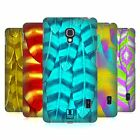 HEAD CASE DESIGNS FEATHERS HARD BACK CASE FOR LG PHONES 3