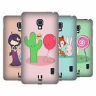 HEAD CASE DESIGNS IMPOSSIBLE LOVE HARD BACK CASE FOR LG PHONES 3