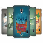 HEAD CASE DESIGNS MIX DRINKS-NEW HARD BACK CASE FOR LG PHONES 3