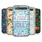 HEAD CASE DESIGNS BLESSED CHRISTMAS HARD BACK CASE FOR BLACKBERRY PHONES