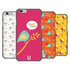 HEAD CASE DESIGNS BIRD PATTERNS HARD BACK CASE FOR APPLE iPHONE PHONES